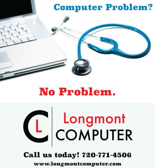Longmont Computer - Professional Computer Repair, Consulting, Training, IT, Web, Graphic Design, Film & Video Transfer, Editing, Production, Home Theater, Fiber, NextLight, Broadband, Internet Services
