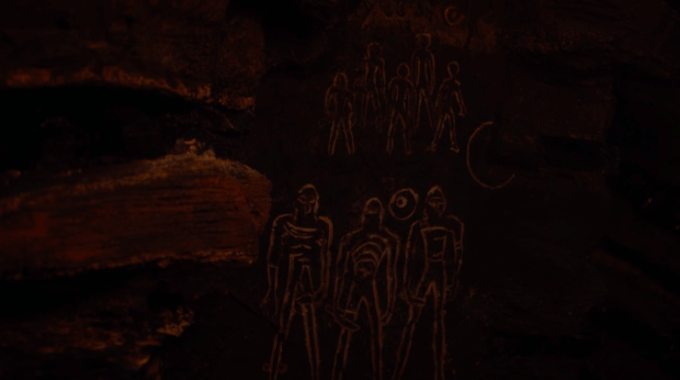 Cave Paintings at Dragonstone