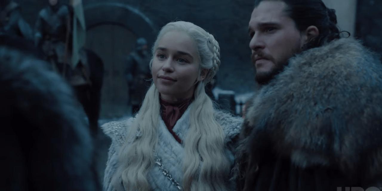 Sansa Meets Daenerys – Game of Thrones Season 8 New Footage