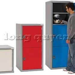 Tủ sắt nhỏ tủ sắt vuông 1268 locker lắp ráp