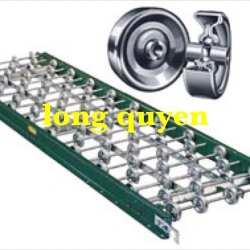 Con lăn bánh xe Skatewheel Conveyor
