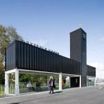 10 mẫu thiết kế nhà container đẹp nhất năm 2013