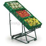 Giá kệ trưng bày giá kệ bán hoa quả