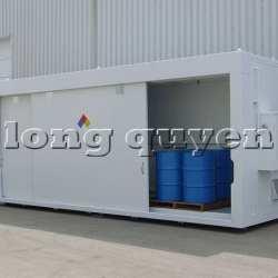 Kho nho an toan kieu container (2)