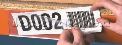 Biển hiệu và nhãn dán giá kệ