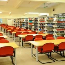 Dự án nội thất thư viện ĐH Luật