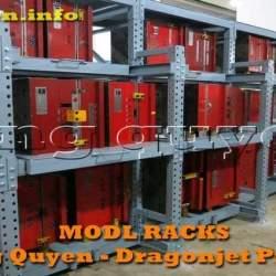 Giá kệ để khuôn mẫu dự án DragonJet