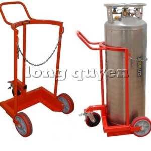 Xe đẩy chở bình khí và lỏng