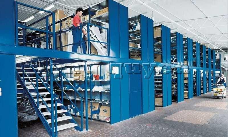 Sàn tầng lửng Catwalk (6)