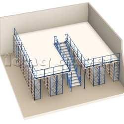 Sàn tầng lửng Full Mat sàn gác xép giá kệ lắp ráp