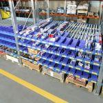 Giá Kệ Trôi (Flow Carton Racks) Giá Kệ Con Lăn