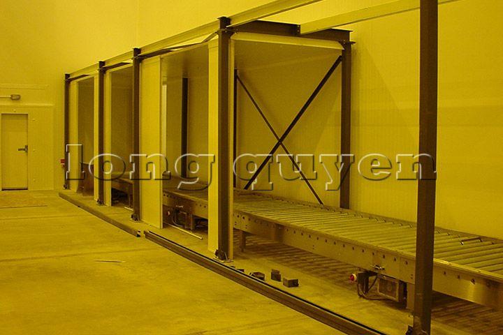 Băng chuyền băng tải pallet chứa hàng (2)