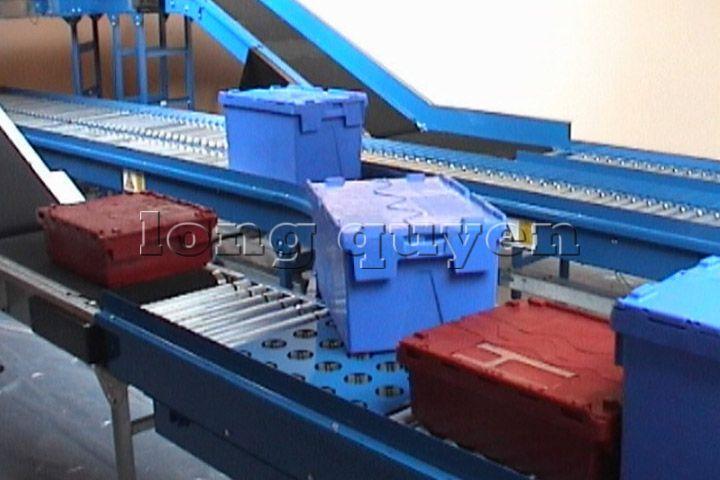 Băng tải công nghiệp băng tải phân làn Sortation Systems (10)