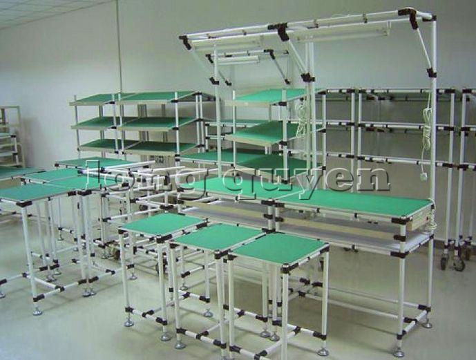 Hệ thống ống thép lắp ráp với khớp nối lắp ráp đa năng (10)
