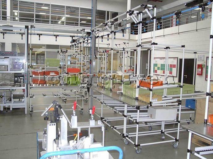 Hệ thống ống thép lắp ráp với khớp nối lắp ráp đa năng (12)