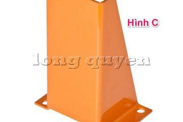 Ốp chân cột giá kệ để pallet (2)