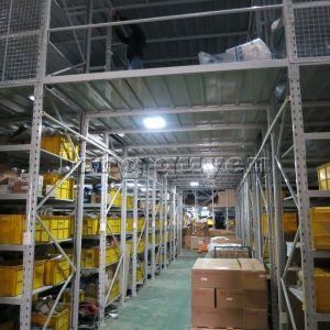 Giá Kệ Vật Tư Kho Tầng Lửng Công ty MAST