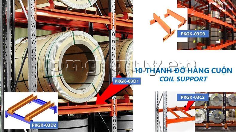 30 Phụ kiện giá kệ chứa hàng kệ kho hàng lắp ráp công nghiệp (Phần I) (10)