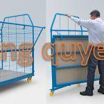 Giá kệ chứa hàng nội thất TSR-0909 (xếp chồng, vận chuyển, lưu trữ)