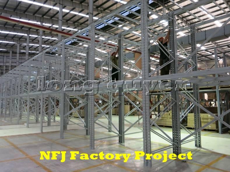 Giá kệ pallet giá kệ kho hàng lắp ráp tại nhà máy NFJ (8)
