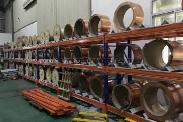 Kệ sắt kệ để hàng kệ kho hàng lắp đặt tại nhà máy thiết bị điện Sanaky (17)_compressed