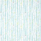 birch forest / Patty Sloniger - www.michaelmillerfabrics.com/