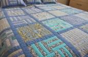 jak pikować duży patchwork, blog o szyciu, boho patchwork, boho quilt, jak pikować duże quilty, jak zrobić kanapkę do pikowania, narzuta patchworkowa, pikowanie patchworków, quilting, szycie na maszynie, szycie patchworków, szycie quiltów
