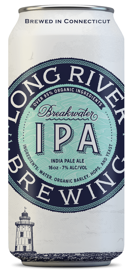 Long River Brewing Breakwater IPA