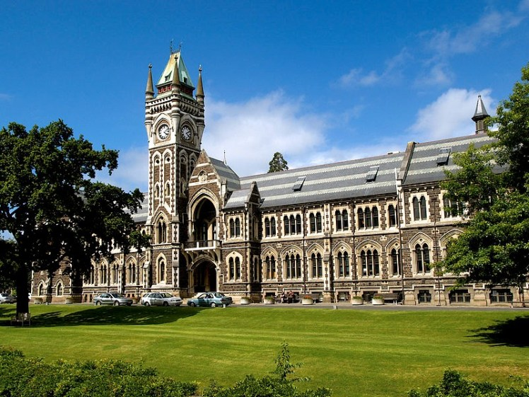 """University of Otago"" taken by Ulanwp on June 29, 2014 (Creative Commons)"