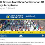 I'm finally going to be Boston Strong