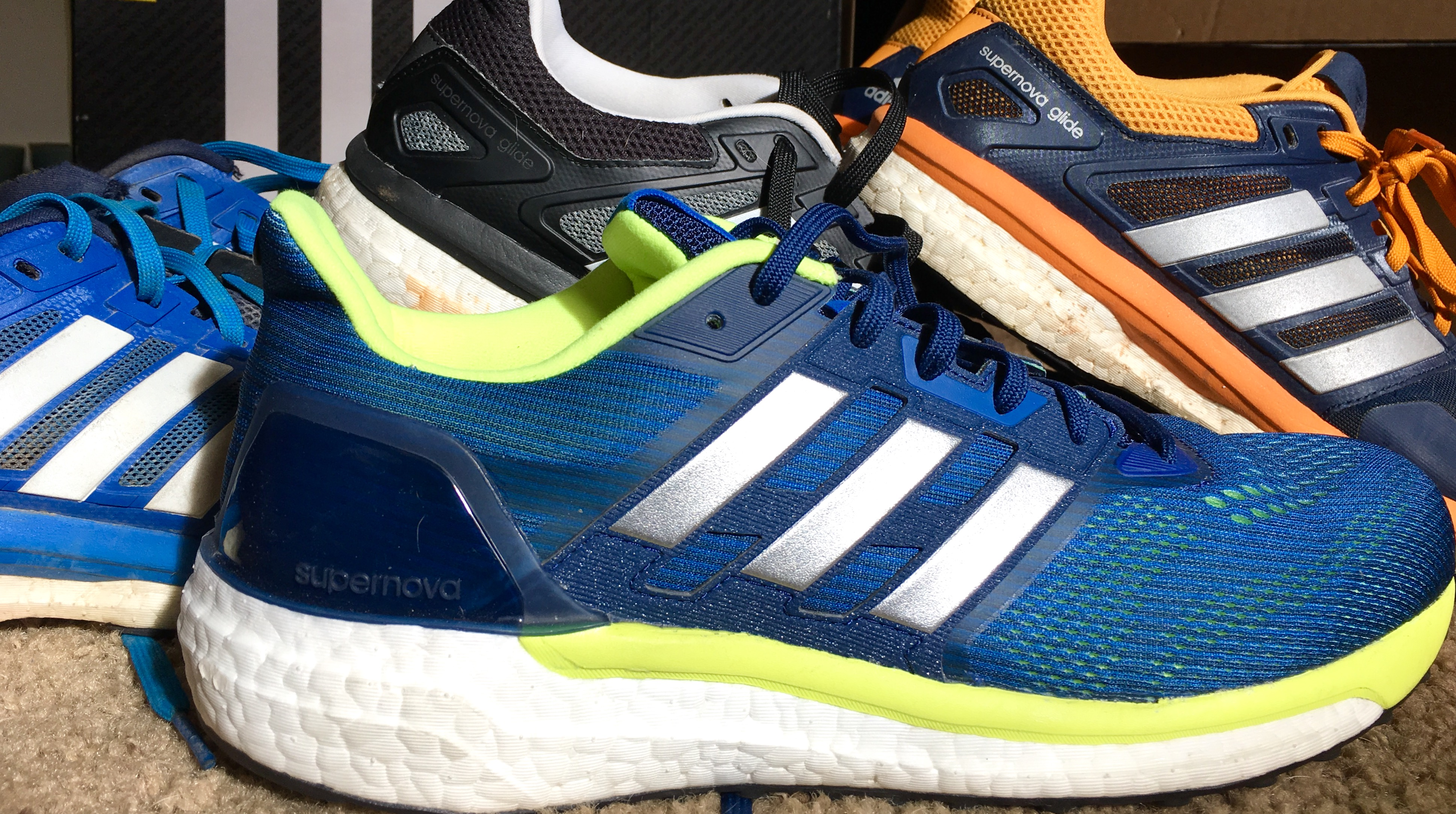 Adidas Supernova review the agony of a running shoe update