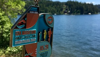 Coeur d'Alene Marathon: keep your head down, push through