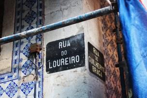rua de loureiro