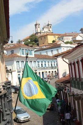 Photo prise depuis la Casa dos Contos