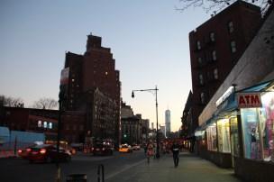 Du côté de Greenwich Village...