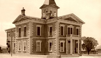 Cochise County Courthouse 1940