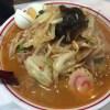 西池袋中本で辛味噌煮込みチャンポン!海鮮の風味と野菜の甘さがイイ
