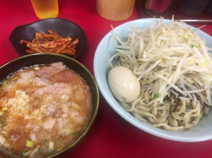 ラーメン二郎,つけ麺,歌舞伎町,二郎7