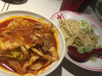 冷し味噌野菜