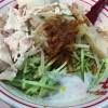 吉祥寺中本で限定の冷醤麺(ひやじゃんめん)思ったより辛くてビビった!