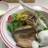 中本・上板橋本店でアラブそばを食べてきた!これって甘酸辛い油そば?