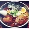 新宿    麺屋 武蔵新宿店 武蔵ラーメン