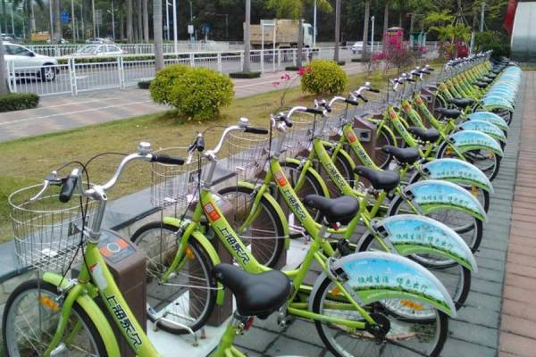 shenzhen-bike-station