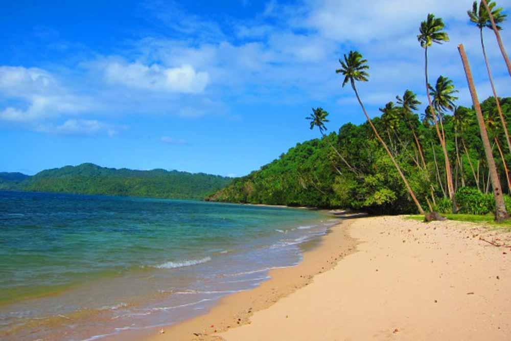 Next stop Fiji
