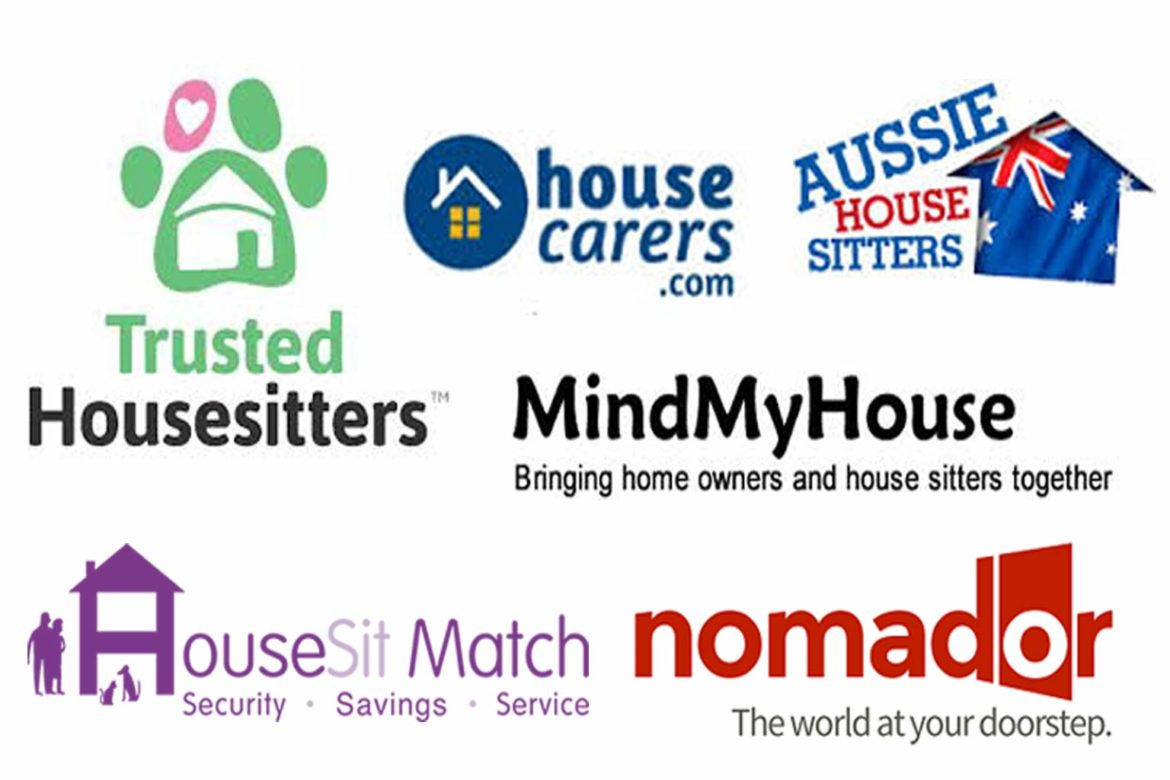 platforms montage - Which house sitting website is best?