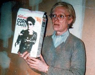 Andy Warhol Lou Reed