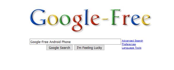 google-free