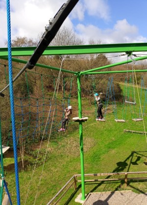 High Ropes Course