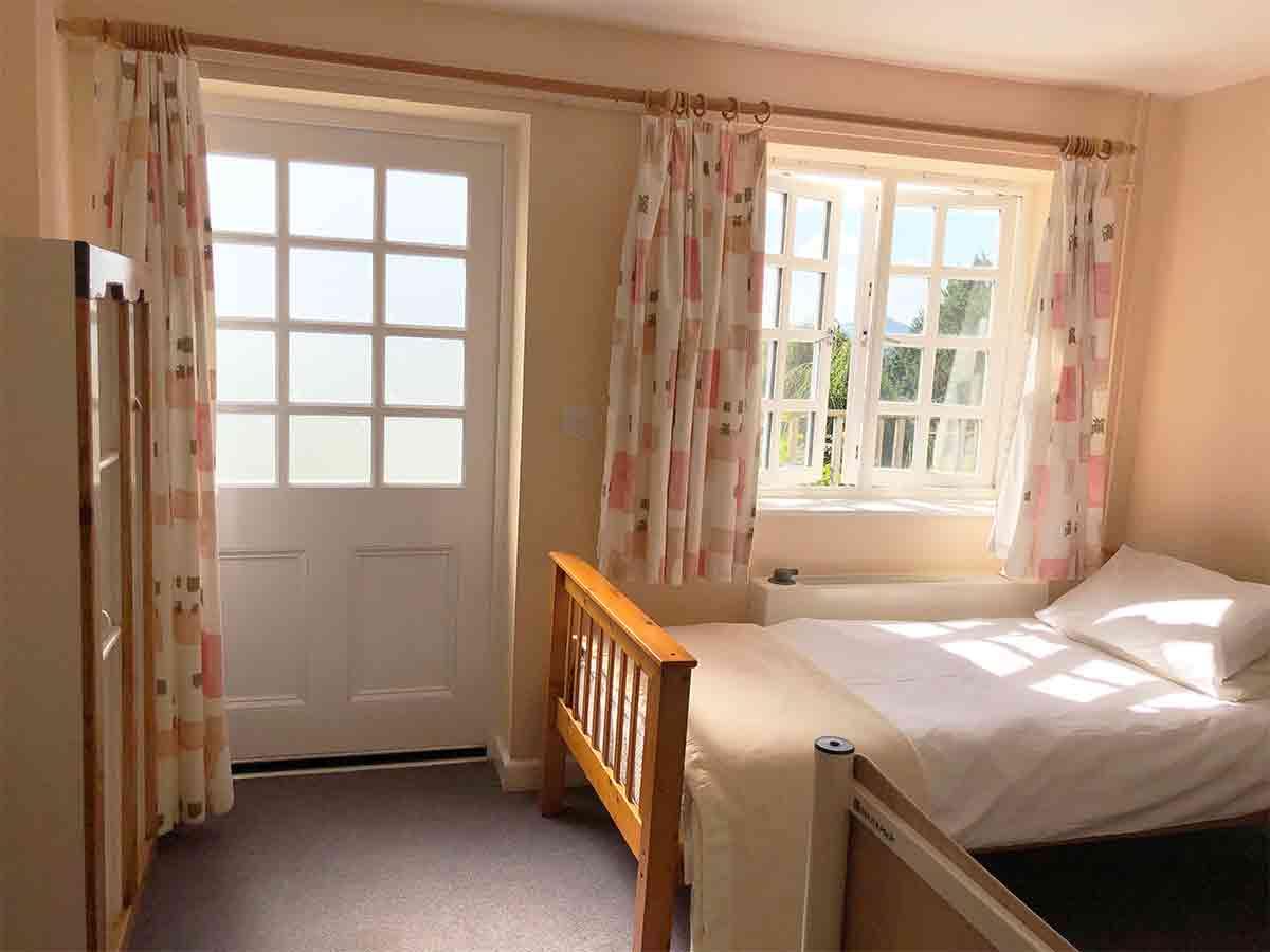 Monnow Wing Bedroom