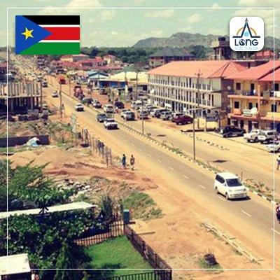 Vizesi Güney Sudan